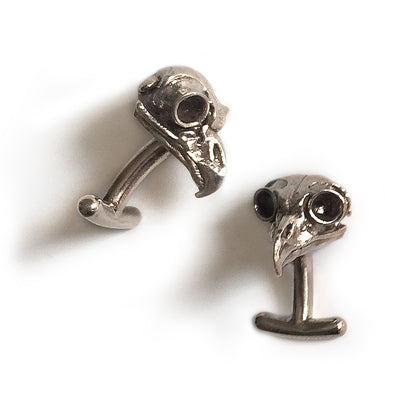 Great Horned Owl Cufflink Set