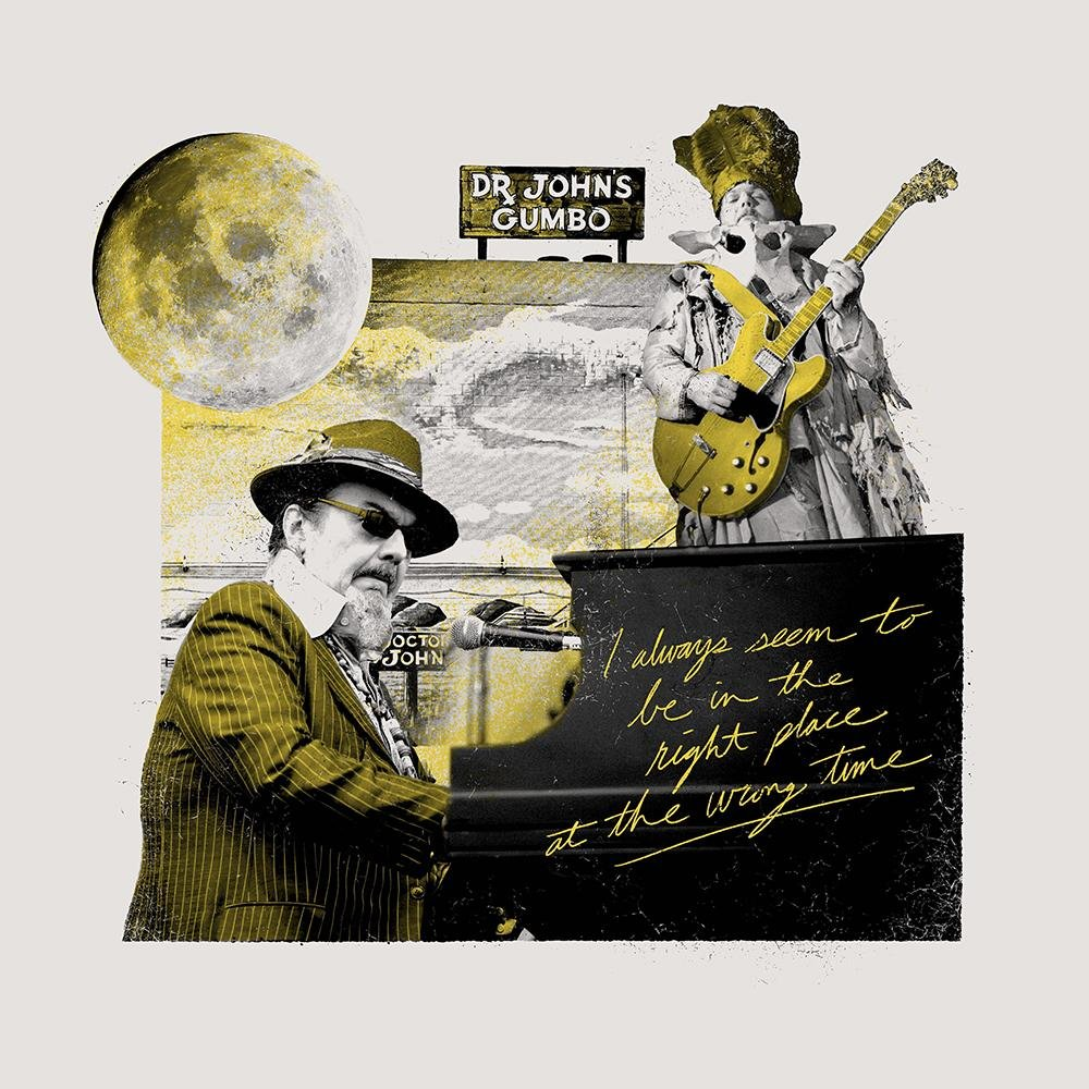 Stuck A Feather In His Hat - Dr. John | Dirty Coast Press