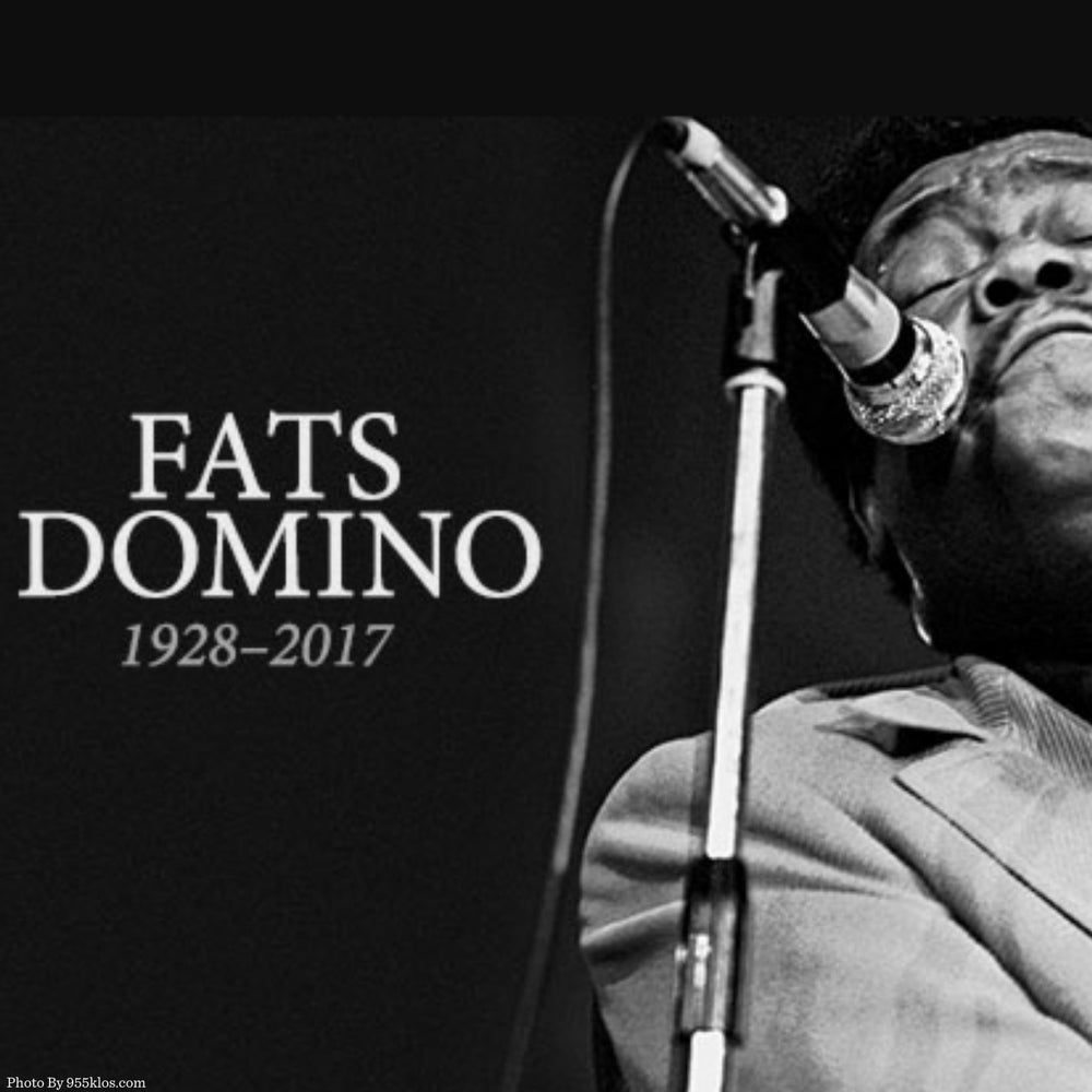 Today we should all listen to Fats Domino. | Dirty Coast Press
