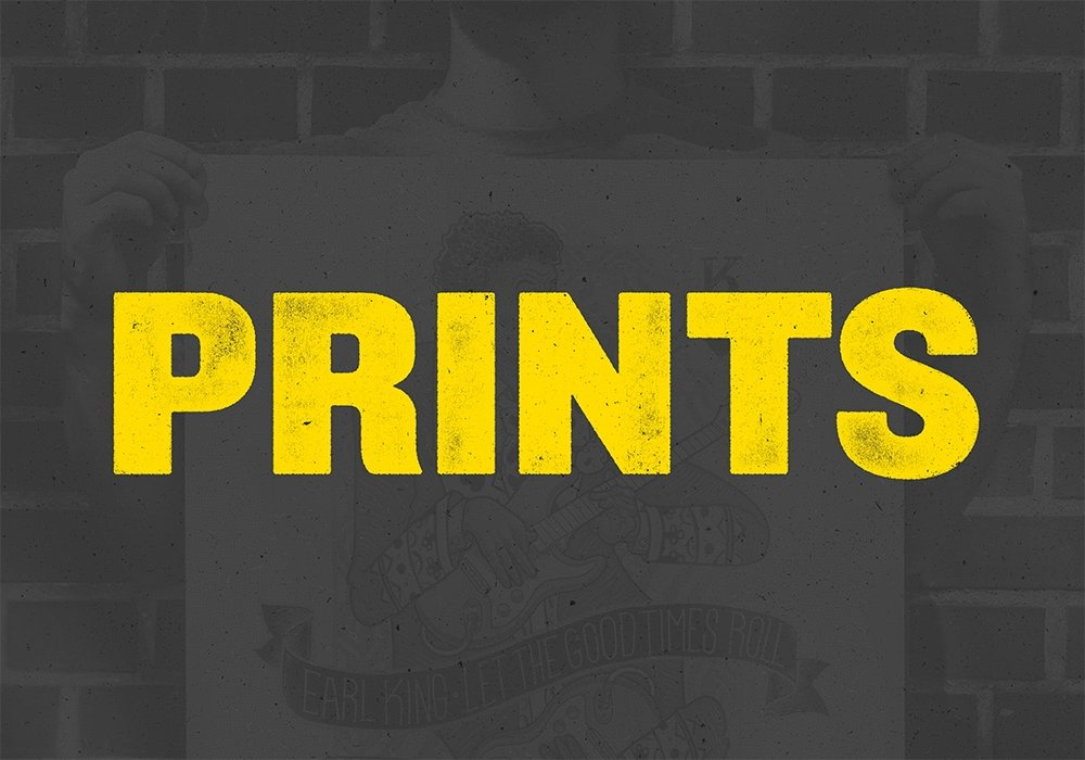 All Prints | Dirty Coast Press