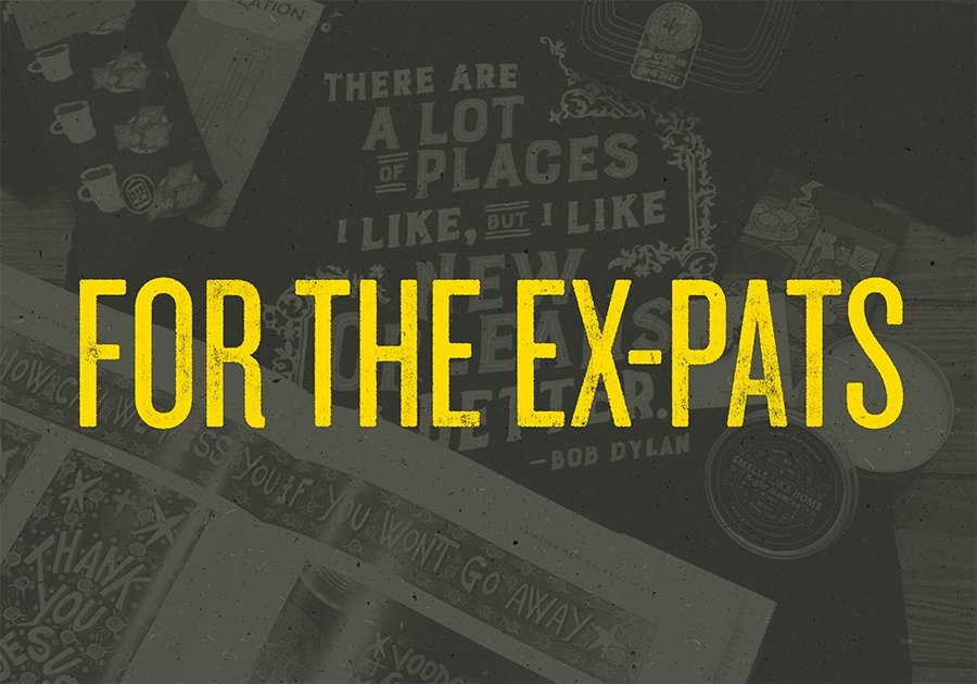 For The Ex-Pats | Dirty Coast Press