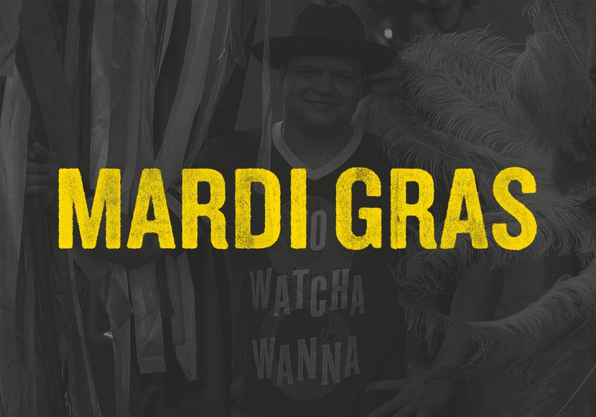 Goin' to the Mardi Gras | Dirty Coast Press