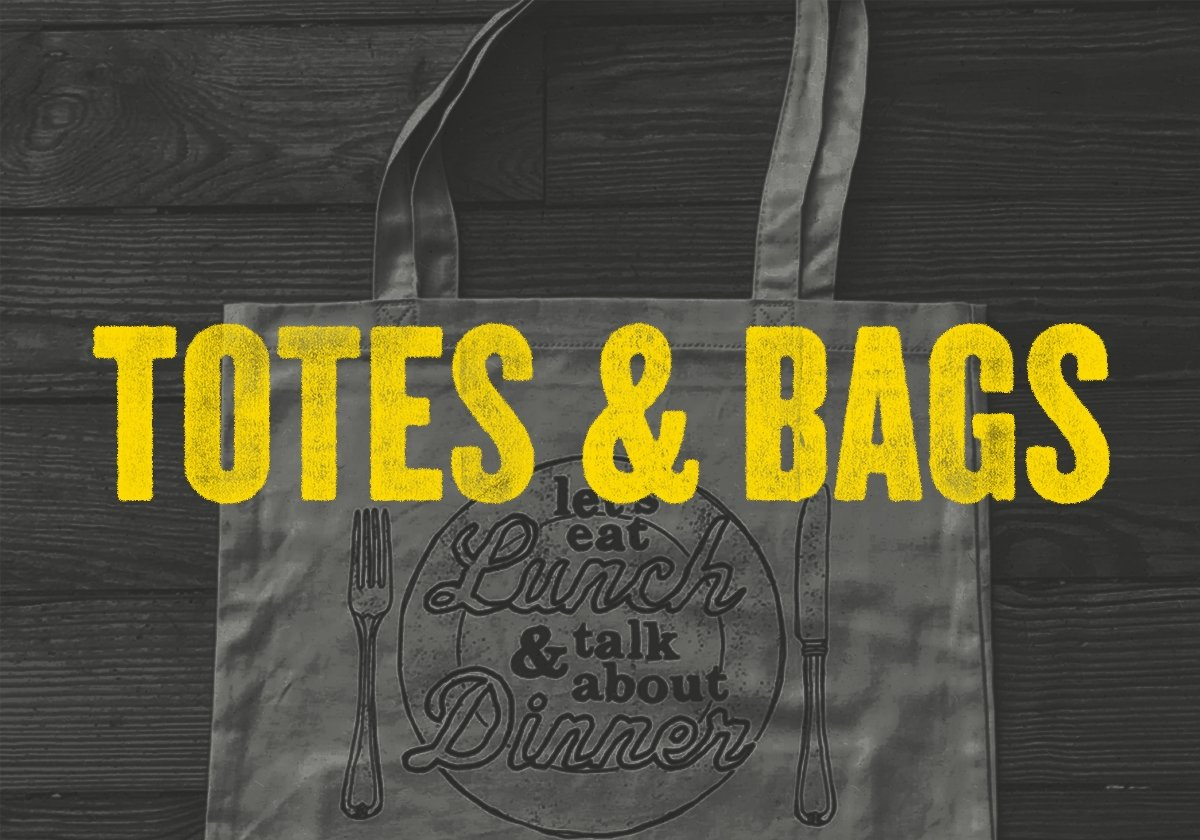 Totes & Bags | Dirty Coast Press