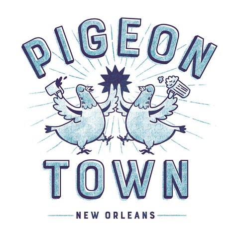 Pigeon Town: The Uncertain Neighborhood