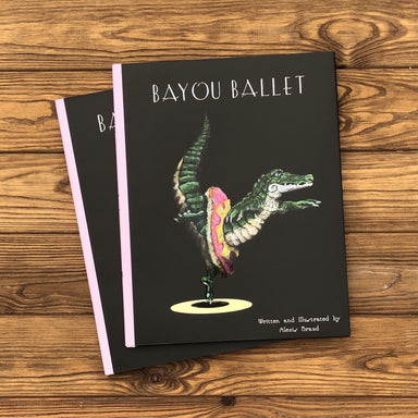 Bayou Ballet - Dirty Coast Press
