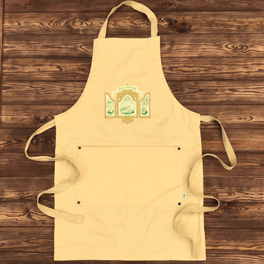 Believe In The Trinity Apron - Dirty Coast Press