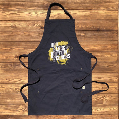 Bottom Feeders Apron - Dirty Coast Press