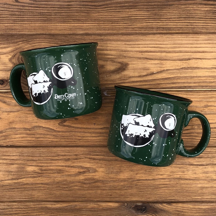 Breakfast Coffee Mug - Dirty Coast Press
