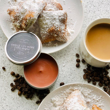 Coffee & Beignet Candle - Dirty Coast Press