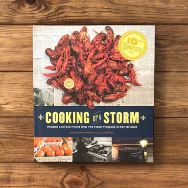 Cooking Up A Storm - Dirty Coast Press