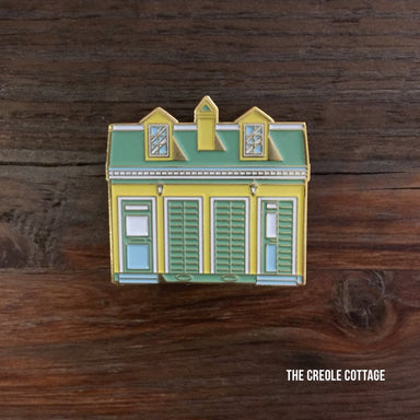 Creole Cottage - Dirty Coast Press