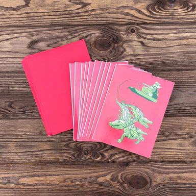 Dirty Coast Happy Holiday Cards - Dirty Coast Press