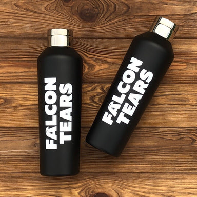 Falcon Tears Bottle - Dirty Coast Press