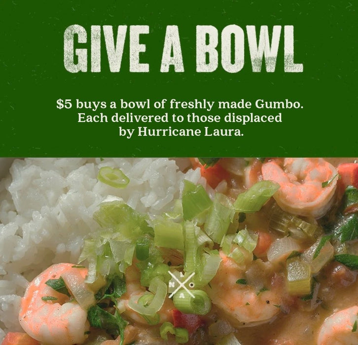 Give A Bowl - Dirty Coast Press
