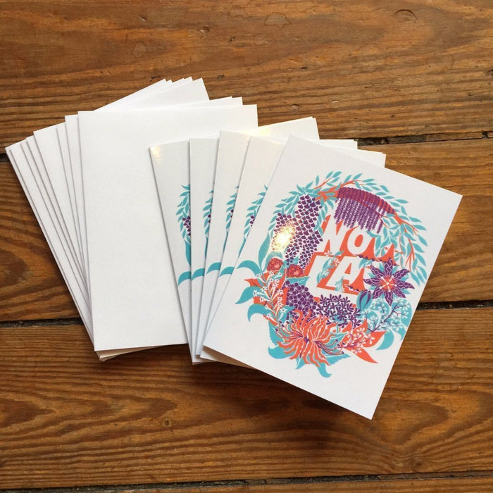 Greeting Cards - Dirty Coast Press