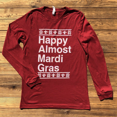 Happy Almost Mardi Gras - Dirty Coast Press
