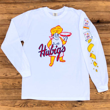 Hubig's Savory Simon Long Sleeve - Dirty Coast Press