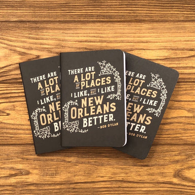 I Like New Orleans Better Pocket Journal - Dirty Coast Press