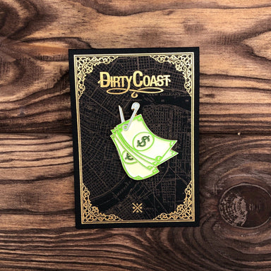 It's Your Birthday Enamel Pin - Dirty Coast Press