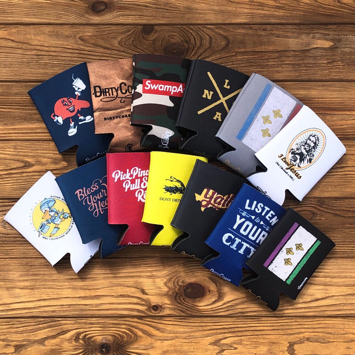 Koozies - Dirty Coast Press