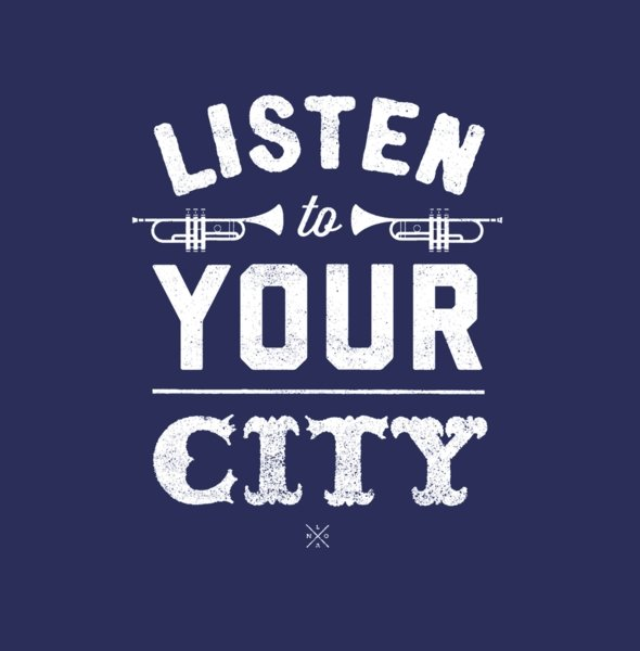 Listen To Your City - Dirty Coast Press