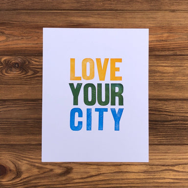 Love Your City - Dirty Coast Press