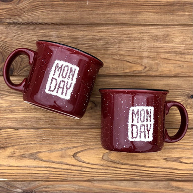 Monday Coffee Mug - Dirty Coast Press