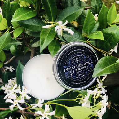 Night Jasmine Candle - Dirty Coast Press