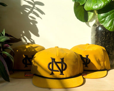 N.O. Icon Hat - Dirty Coast Press