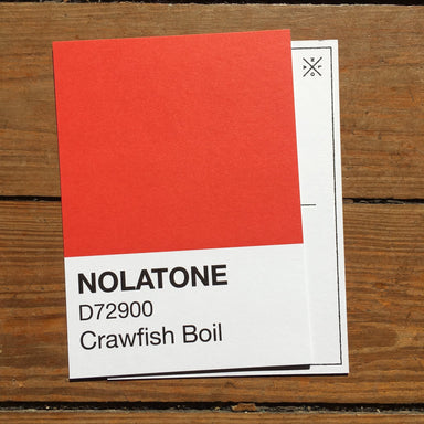 Nolatones Postcard - Crawfish Boil - Dirty Coast Press