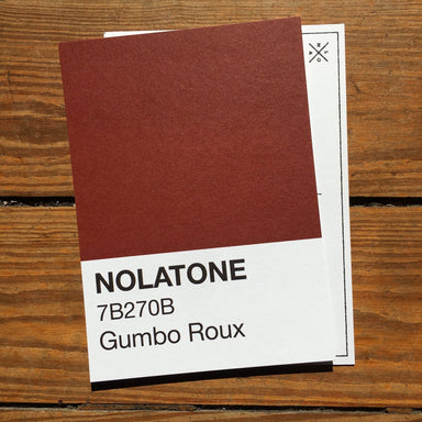 Nolatones Postcard - Gumbo Roux - Dirty Coast Press