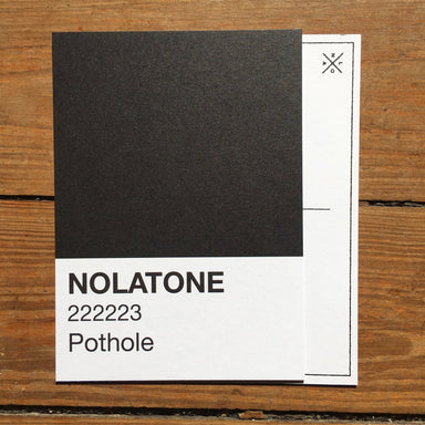 Nolatones Postcard - Pothole - Dirty Coast Press