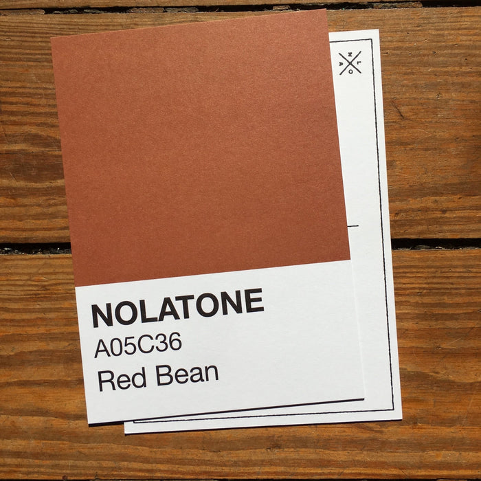 Nolatones Postcard - Red Bean - Dirty Coast Press