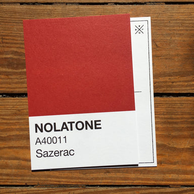 Nolatones Postcard - Sazerac - Dirty Coast Press