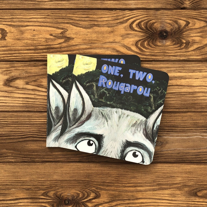 One, Two, Rougarou - Dirty Coast Press