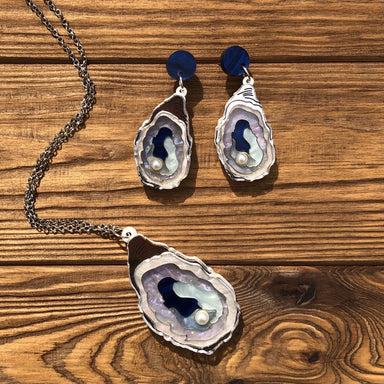Oyster Jewelry by Poly Paige - Dirty Coast Press