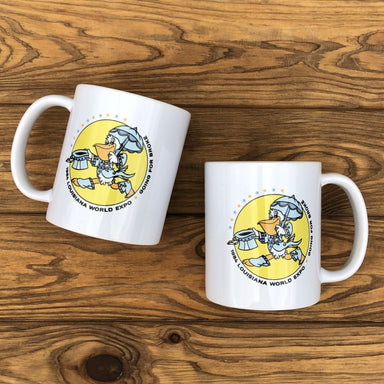 Seymour d' Fare Worlds Fair Mug - Dirty Coast Press