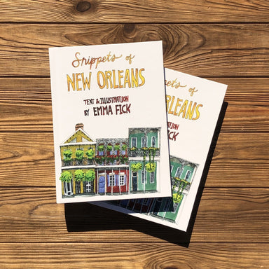Snippets of New Orleans - Dirty Coast Press