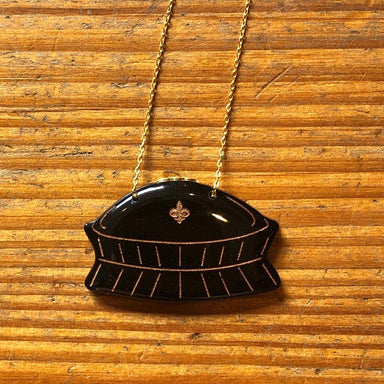 Superdome Necklace - Dirty Coast Press