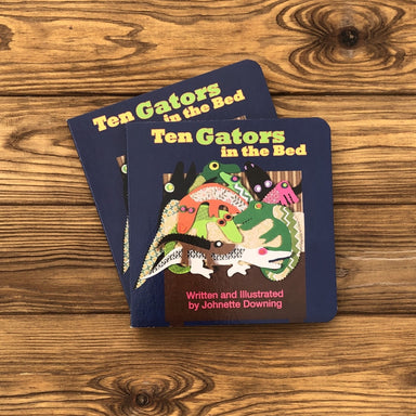 Ten Gators in the Bed - Dirty Coast Press