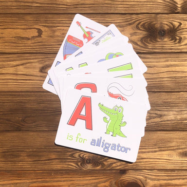 The NOLA ABCs Flash Cards - Dirty Coast Press