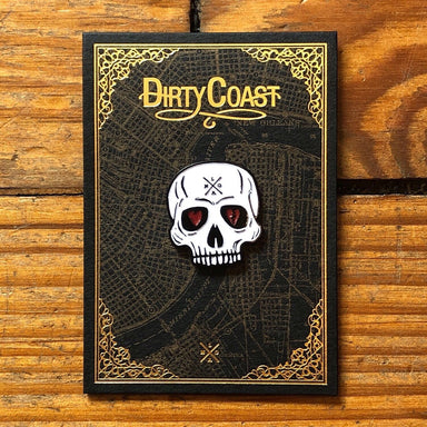 Voodoo Enamel Pin - Dirty Coast Press
