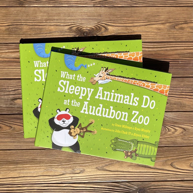 What the Sleepy Animals Do at the Audubon Zoo - Dirty Coast Press