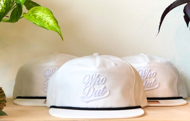 Who Dat Hat - Dirty Coast Press
