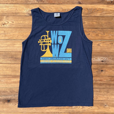 WWOZ Tank - Dirty Coast Press