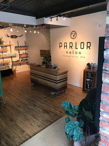 Parlor Salon in Richmond, VA