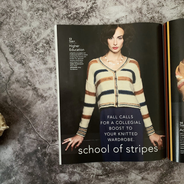 Vogue Knitting | Fall 2020