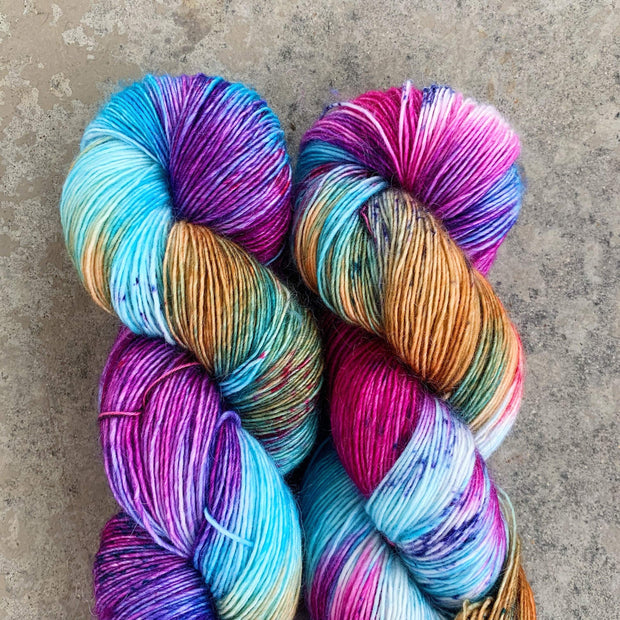 Tosh Merino Light | Cotton Candy Daydreams