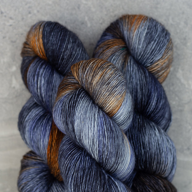 Euro Sock | Antique Moonstone