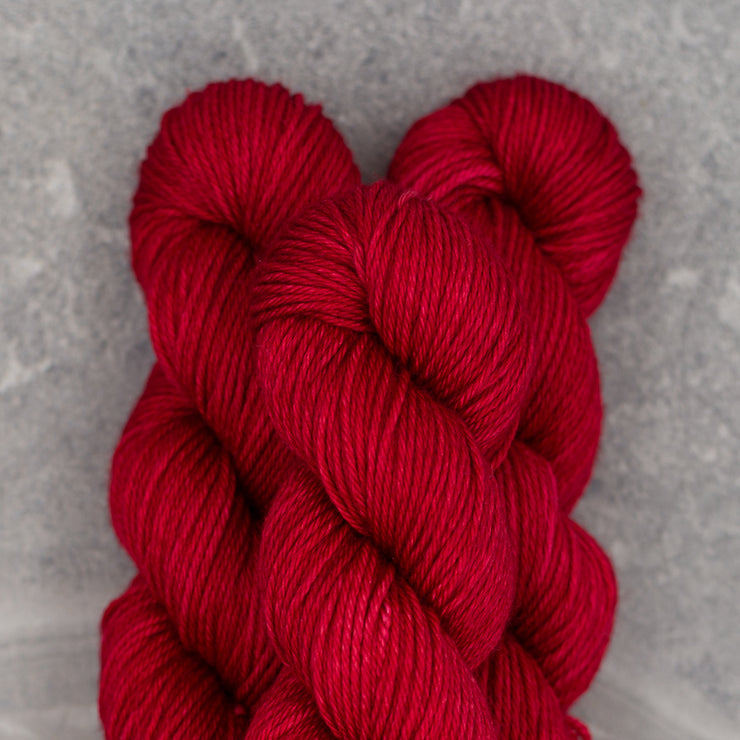 Silk Merino | Blood Runs Cold